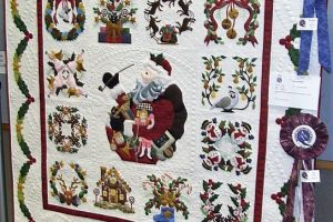 1st Place Large Applique