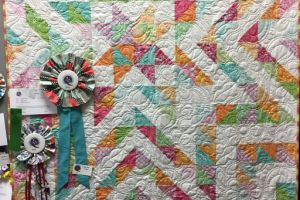 Best New Quilter - Madeline Seacat<br/>